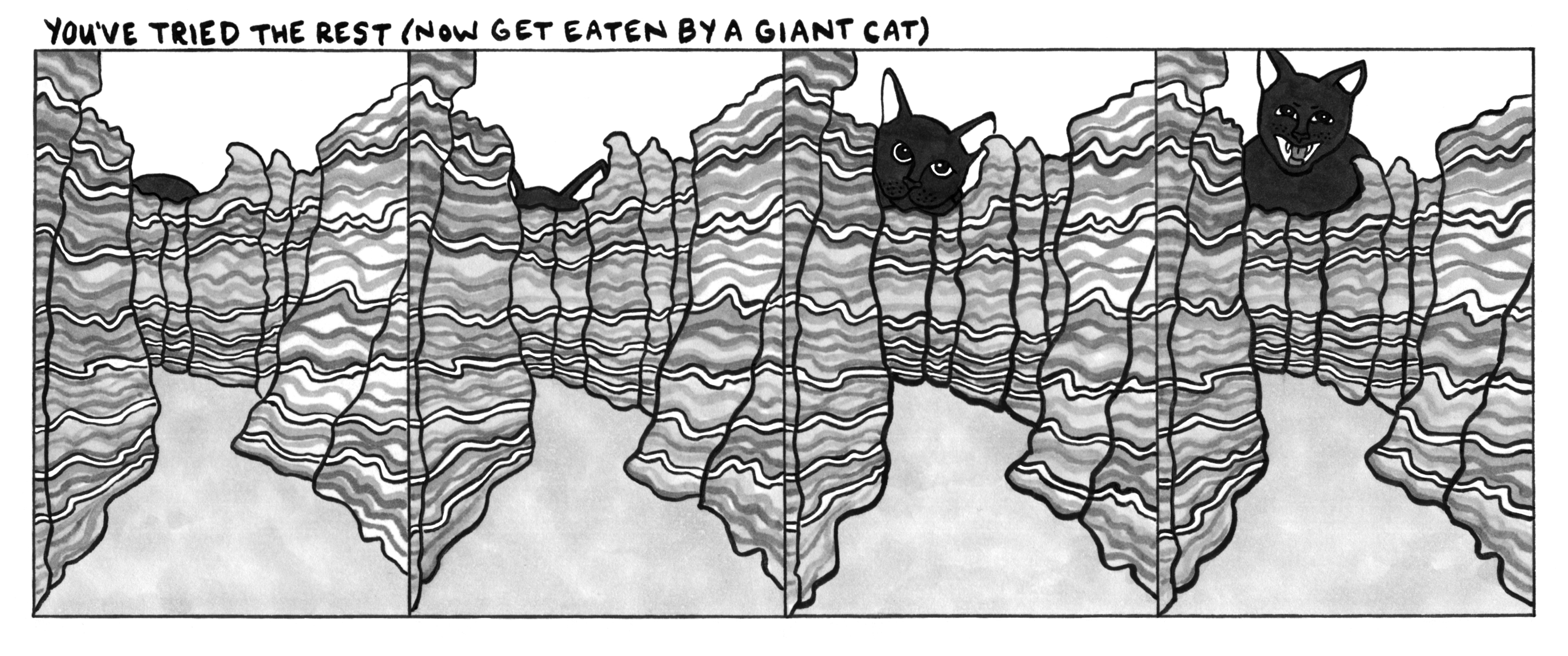 All creatures, great and monstrously huge